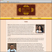 Du Jour Bakery Site Gallery Page